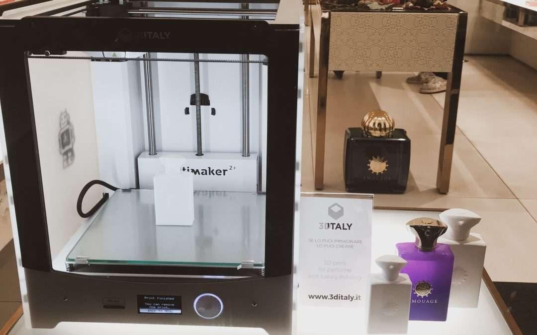 STAMPANTI 3D // Fare prototipi, per le aziende, non è più così difficile